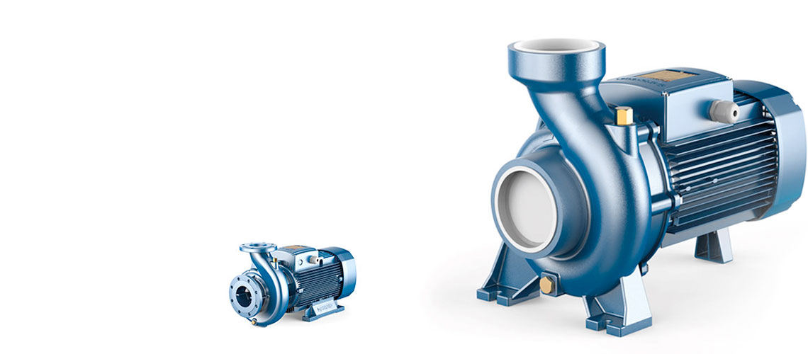 We supply <br>pumping equipment